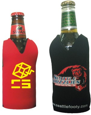 Footy Style Stubby Holders